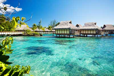 Tahiti Over Water Bungalow Vacation