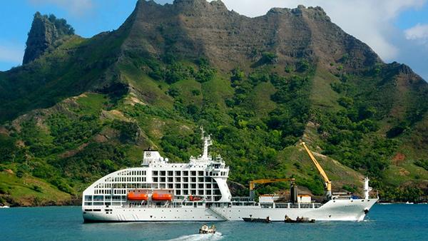 Top Tahiti Cruises - Aranui Cruises