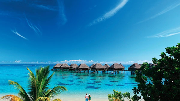 Luxury Tahiti Vacation Hilton Moorea Resort