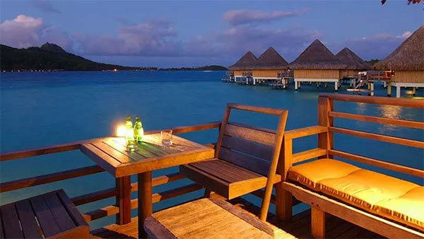 Best Tahiti Vacations - InterContinental Le Moana Resort