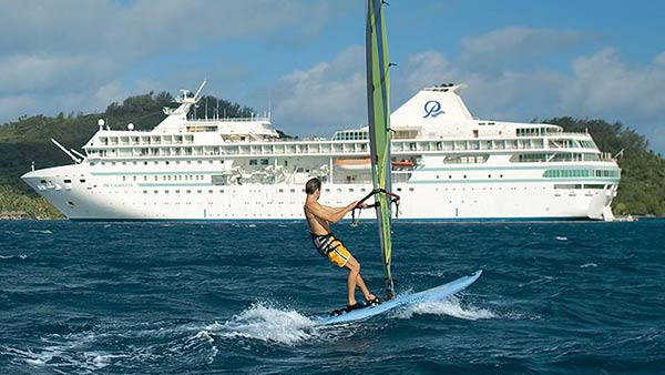 Top Tahiti Cruises - Paul Gauguin Cruises