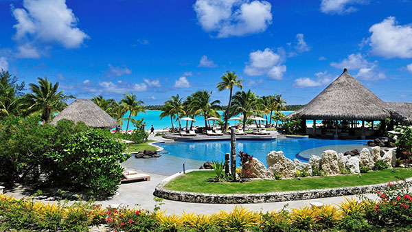 Luxury Tahiti Vacation - St. Regis