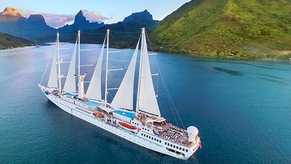 Top Tahiti Cruises - Tahiti by Windstar Cruises