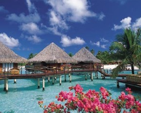 Top 15 romantic resorts in Bora Bora, Great Barrier Reef Australia and New Zealand