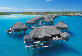 How Does the Four Seasons Compare with Other Luxury Resorts in Bora Bora?