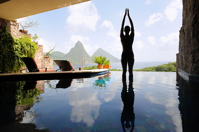 Jade Mountain - St. Lucia