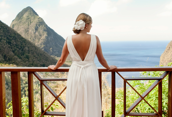 Romantic Saint Lucia Vacation