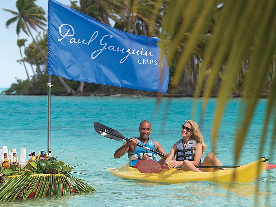 The perfect luxurious all-inclusive Honeymoon Vacation to Tahiti