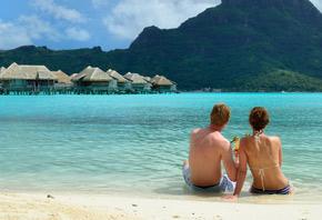 Get Pampered Like a Celebrity on Your Bora Bora Honeymoon