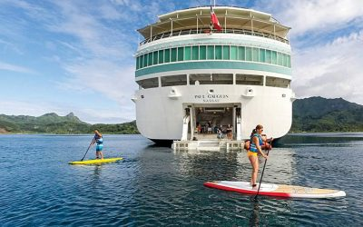 Luxury Tahiti Cruise Inspired by Artist Paul Gauguin – Perfect for Honeymooners!