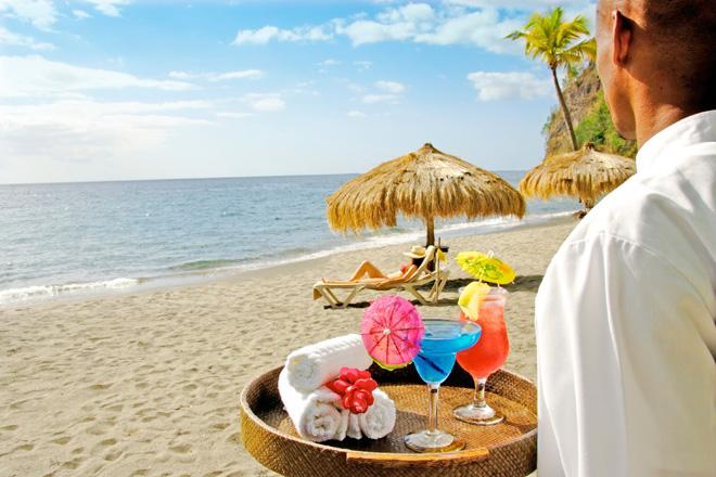 St. Lucia Luxury Resort Anse Chastanet