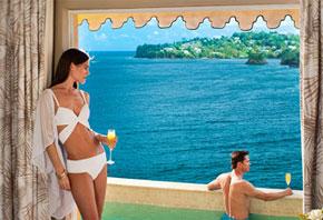 Luxury St Lucia Vacation at Sandals Regency La Toc Golf Resort & Spa