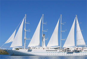 Luxury Windstar Tahiti Cruises