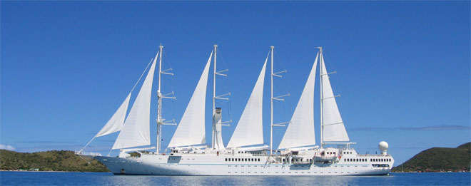 Windstar - Luxury Tahiti Cruises