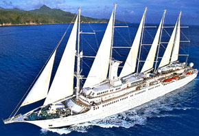 Experience a Luxury Windstar Cruise – Private Yacht Style!