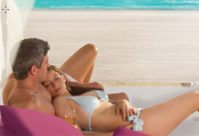 Luxury Mexican Honeymoon at Le Blanc Spa Resort.