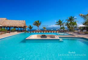 Adults-Only Caribbean Vacation at Sandals LeSource Grenada