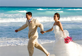 Destination Mexican Wedding at LeBlanc Spa Resort