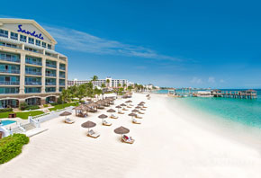Exploring the Luxury Resort Sandals Royal Bahamian