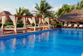 Destination Spotlight: El Dorado Seaside Suites, Mexico Spa Resort