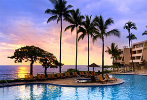 Sheraton KONA Resort & Spa at Keauhou Bay, Hawaii
