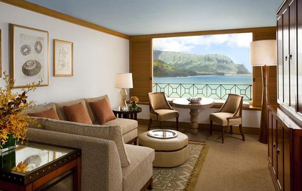 The St. Regis Princeville Resort - Luxurious Hawaiian Vacation