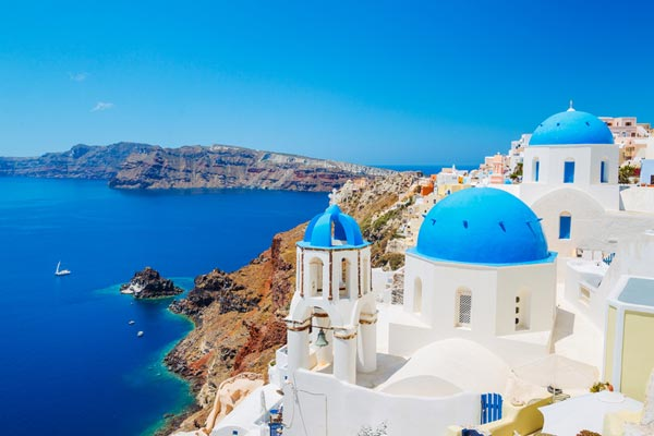 Sailing Adventure Vacation in Greece