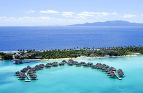 Award Winning Bora Bora & Moorea Resorts