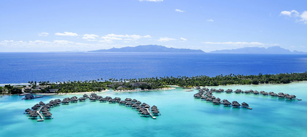 Award Winning Bora Bora & Moorea Resorts