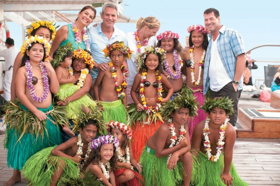 Top 5 Reasons to Cruise Tahiti with Paul Gauguin Cruises