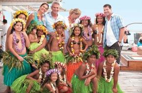 Top 5 Reasons to Cruise Tahiti with Paul Gauguin Cruises