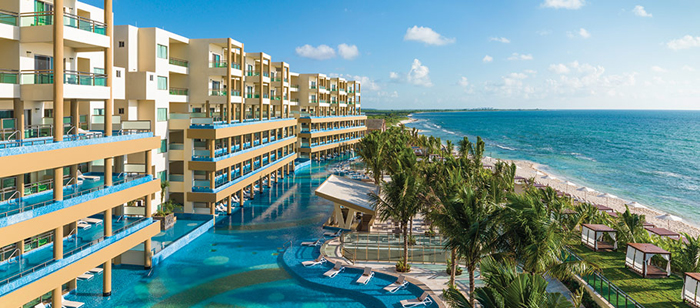 Luxury Family Vacation in Mexico