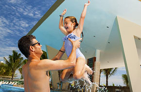 Luxury Family Vacation in Mexico: Generations Riviera Maya by Karisma