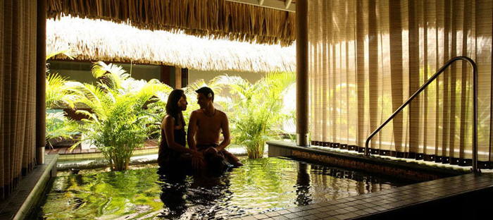 Honeymoon Spa Vacation