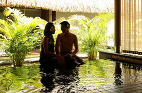 Luxury Honeymoon Spa Vacation at the Bora Bora Resort & Thalasso Spa