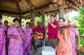 Tokoriki Island Resort, Fiji | Romantic Wedding/Honeymoon