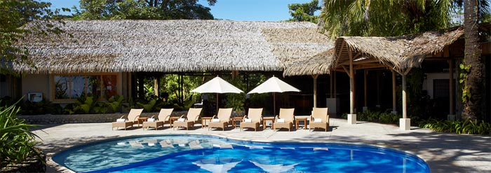 top luxury resorts in Costa Rica