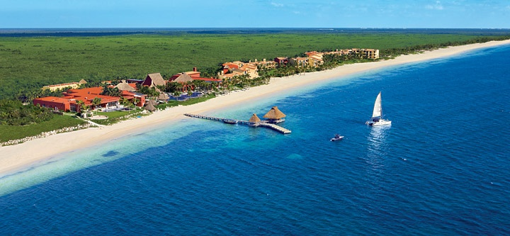 Zoetry Paraiso De La Bonita Resort In Mexico