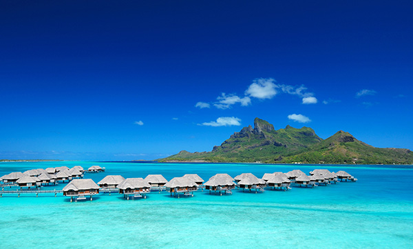 The Four Seasons Bora Bora