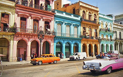 Cruise to Cuba, Make History!