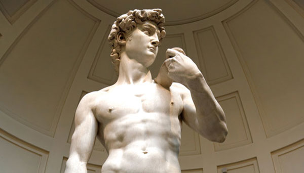 The history, art, restaurants, Ponte Vecchio, and the Statue of David all make Florence so romantic and fascinating.