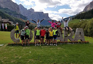 Cycling the Dolomites of Italy
