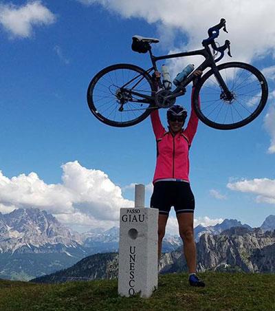 Dolomites adventure vacation