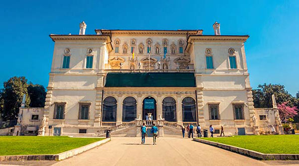 Must-see places ton your Rome vacation -Borghese Gallery
