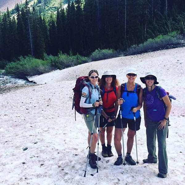 Hiking Aspen to Crested Butte