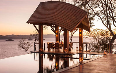 Luxury and Adventure at The Four Seasons Costa Rica