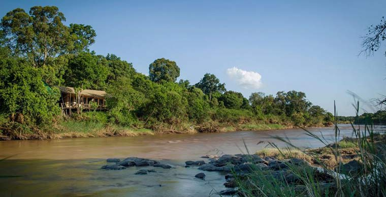 While on a Kenyan Safari, there are several types of accommodation to choose from:  lodges, tented camps and resorts ranging from very rustic to luxury accommodations.
