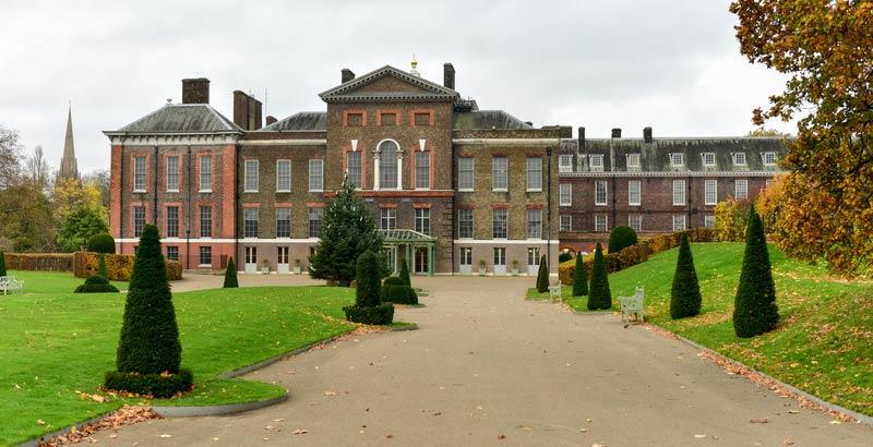 London Vacation - Kensington Palace