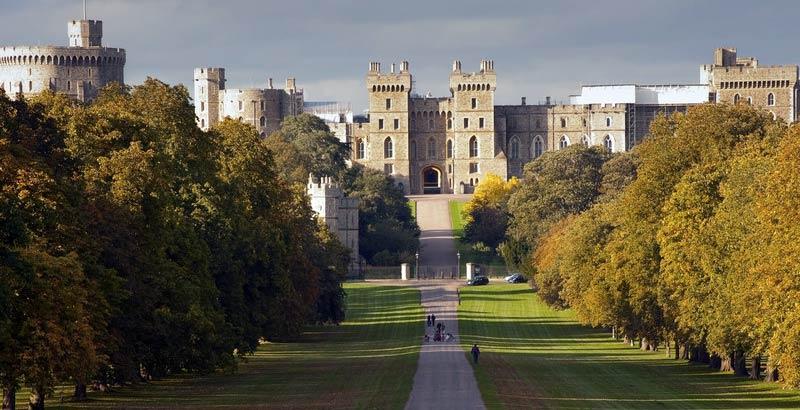 UK Vacation - Windsor Castle