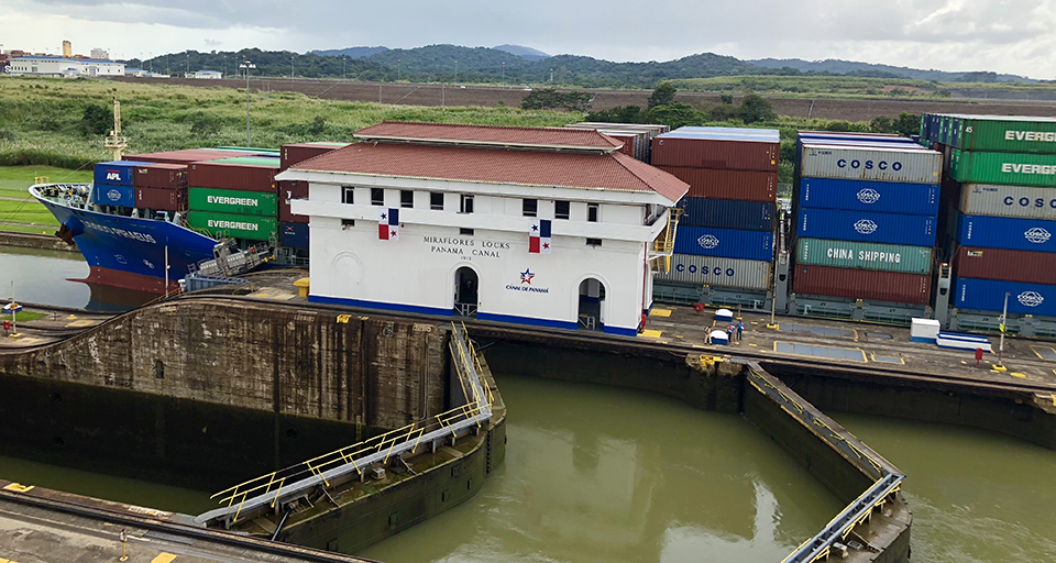 Exploring the Panama Canal on Vacation